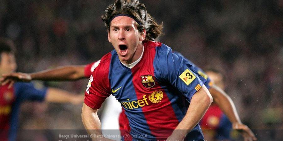 MOMEN JUARA, Hattrick Perdana Lionel Messi, Spesial Penobatan Raja di El Clasico