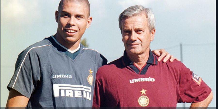 Belasungkawa Ronaldo buat Mendiang Luigi Simoni: Selamat Tinggal, Guru