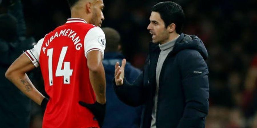 Aubameyang Bisa Tinggalkan Arsenal, Penyerang Asal Brasil Bakal Jadi Penggantinya?