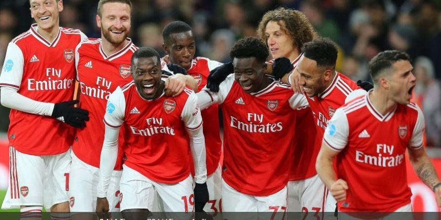 Arsenal akan Gelar Latihan di Tengah Lockdown Inggris