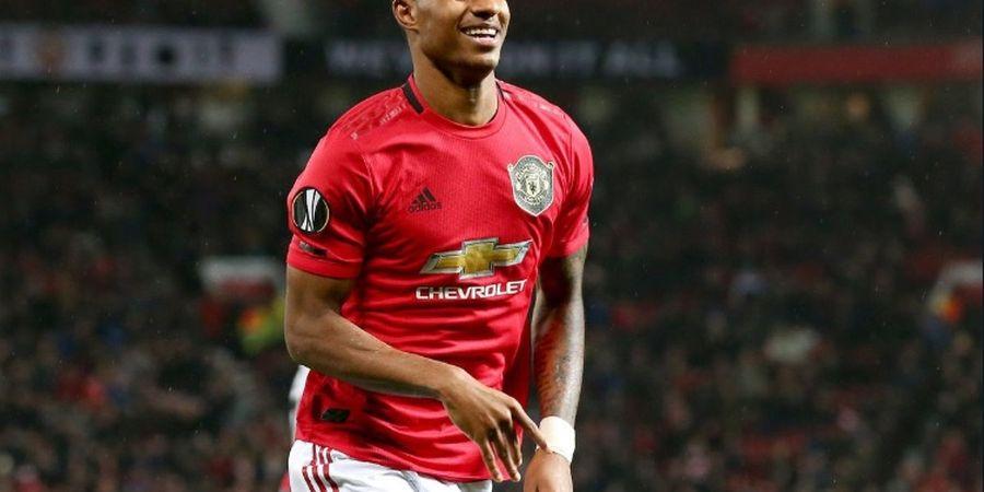 Jika Tumbalkan Marcus Rashford, Manchester United Bisa Lunasi Klausul Jadon Sancho