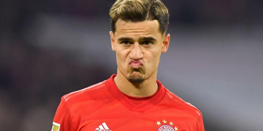 Usaha Arsenal untuk Datangkan Philippe Coutinho dari Barcelona Ambyar?