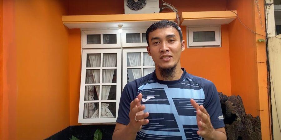 Tips Ala Bek Bali United Untuk Tetap Hidup Sehat Selama Ramadan