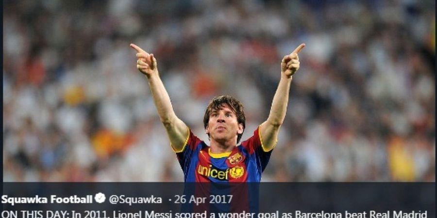 Metode Latihan Messi Berbeda dari Siapapun Kata Mantan Pelatih Barca