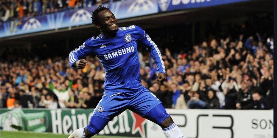 Berita Eks Persib - Kedatangan Michael Essien di Chelsea Memaksa Mantan Pemain Juventus Hengkang