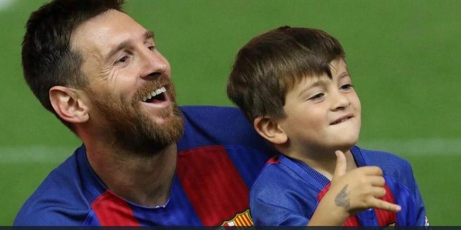 Lionel Messi Sukses di Barcelona Berkat Pesan Rahasia Sang Legenda Kamerun