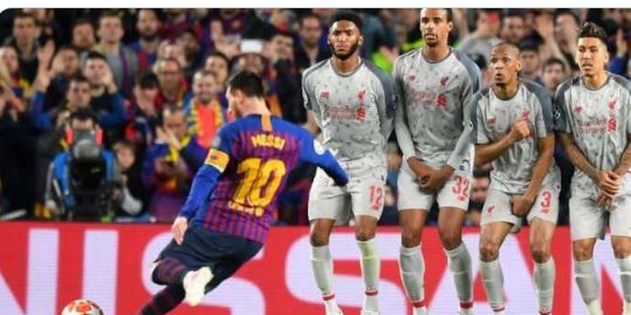 Lionel Messi Eksekutor Freekick Terbaik Ke-3 di Barcelona, Nomor 1 dan 2 Nasibnya Tragis