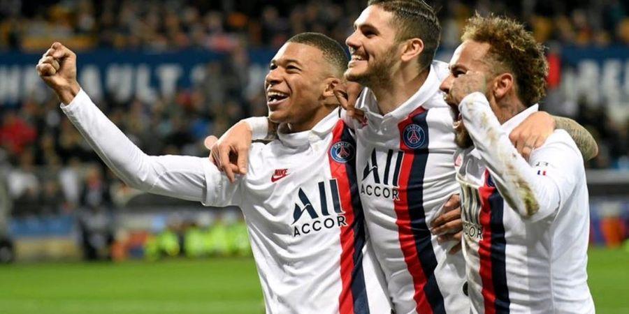 Kali Terakhir PSG ke Semifinal Liga Champions: Neymar Bocah Miskin, Persib Berjaya