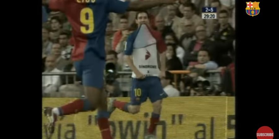 DUEL KLASIK - 2 Mei 2009, Lionel Messi Pertama Jadi False 9, Real Madrid Kiamat