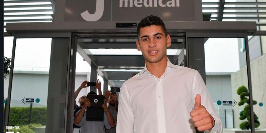 Bursa Transfer Barcelona - Tikung Tottenham Hotspur, Blaugrana Minati Bek Terbuang Juventus