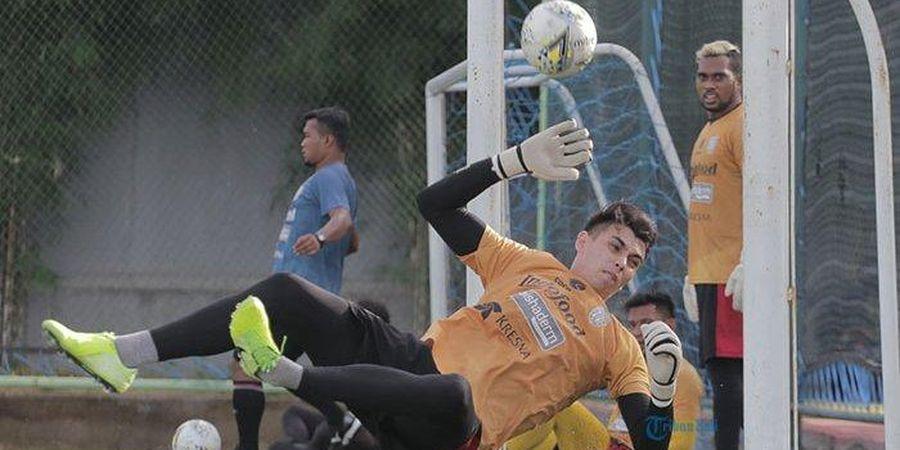 Tim Lain Mulai Meliburkan Pemain, Kiper Bali United Tak Merasa Iri
