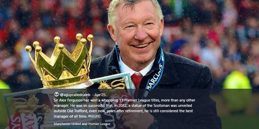 Saat Pensiun dari Man United, Sir Alex Ferguson Minta Maaf Khusus Kepada 2 Pemain