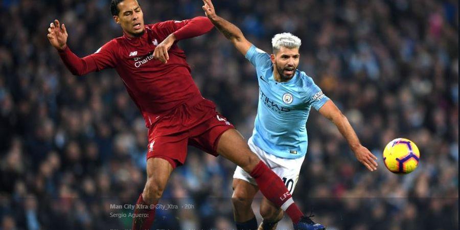 Van Dijk Ungkap Alasan Dirinya Pilih Gabung Liverpool Ketimbang Manchester City