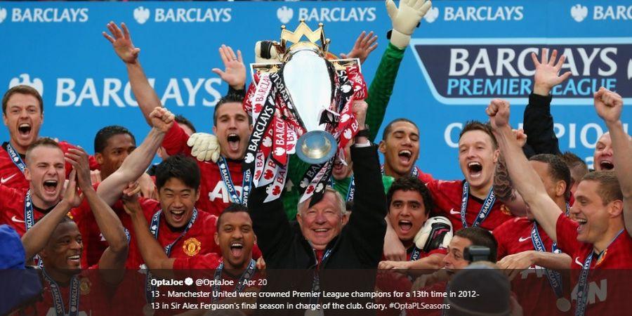 Patrice Evra Akui Sir Alex Ferguson Ajari Pemain Manchester United Seperti Robot