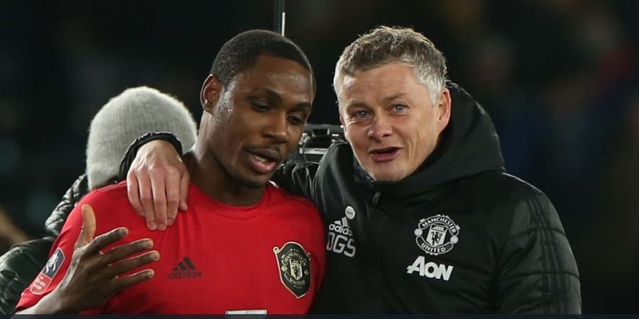 BREAKING NEWS: Manchester United Resmi Perpanjang Masa Pinjaman Odion Ighalo