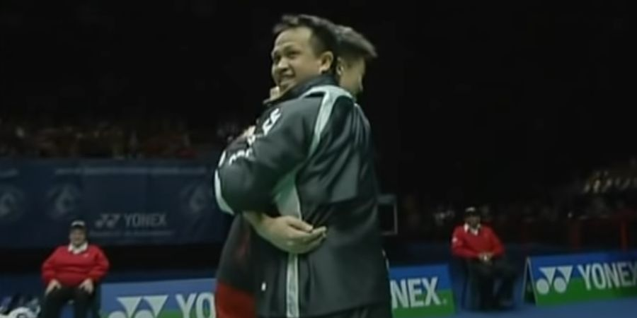 Kisah Rexy Mainaky dan Kentut Diam-diam di Final All England Open