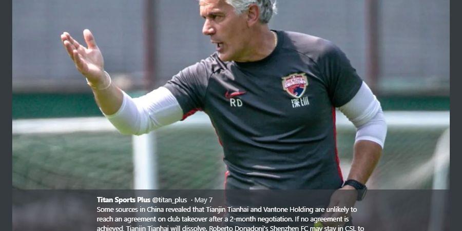 Hampir Pulih dari COVID-19, China Akan Gelar Pertandingan Sepak Bola