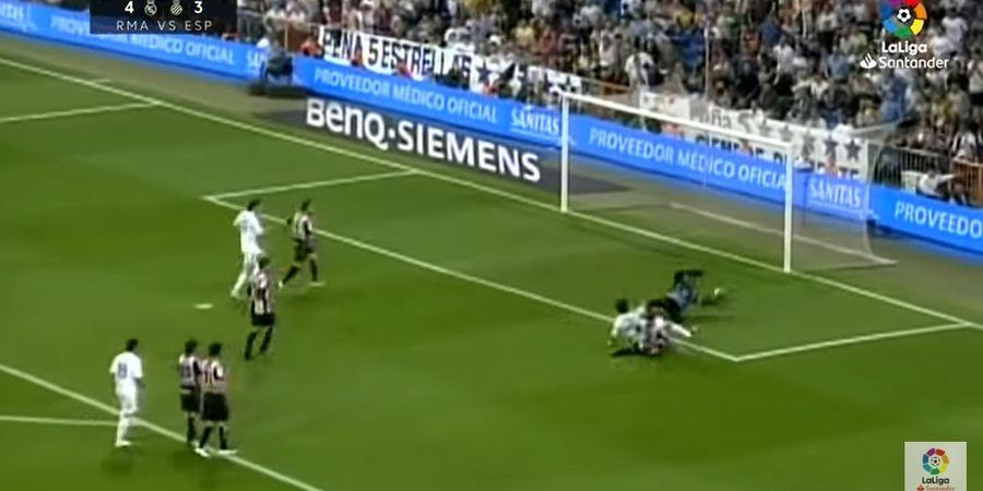 DUEL KLASIK - 12 Mei 2007, Comeback vs Espanyol 4-3 Bawa Real Madrid Juara