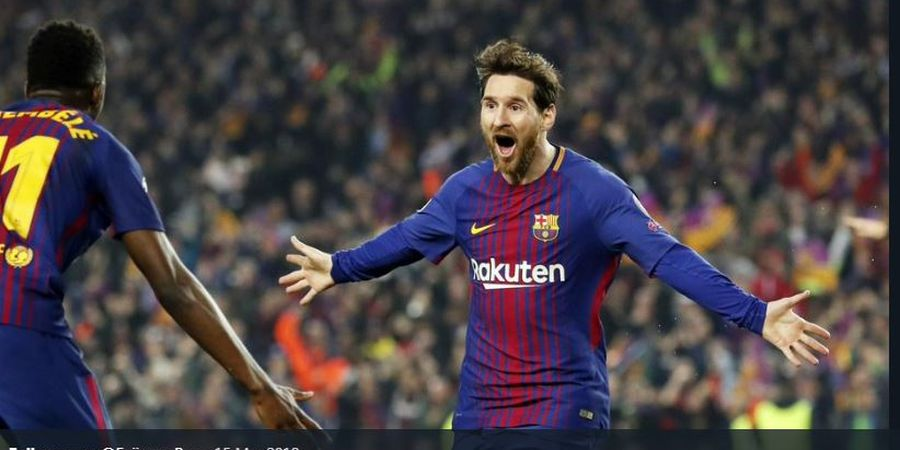 Disebut Bakal ke Inter Milan, Nasib Lionel Messi di Barcelona Akhirnya Mencapai Kepastian