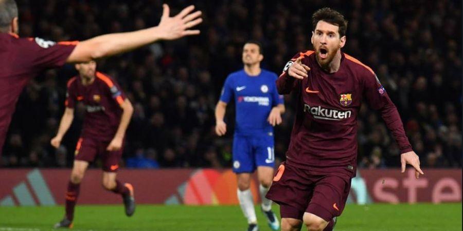Dicuekin YouTuber, Lionel Messi Membalas dengan Sikap Ini