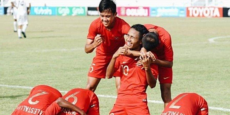 Satu Pemain Timnas U-16 Indonesia Absen di Latihan Perdana