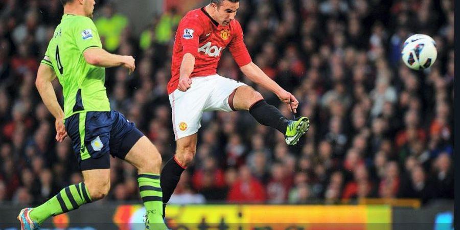 Sir Alex Ferguson, Alasan Robin van Persie Gabung Manchester United