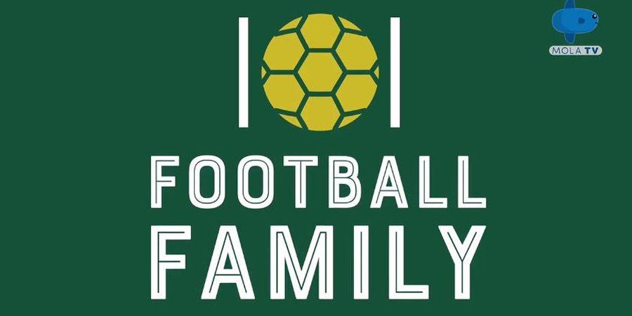 Football Family Mola TV - Ujian Pengetahuan dan Keterampilan Seputar Dunia Sepak Bola