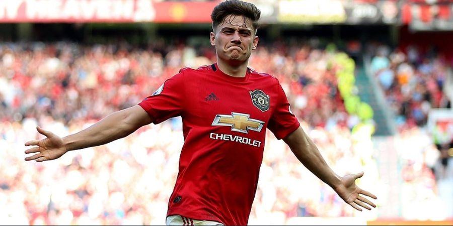 Mulai Kalah dari Mason Greenwood, Daniel James Tak Bakal Tinggalkan Man United