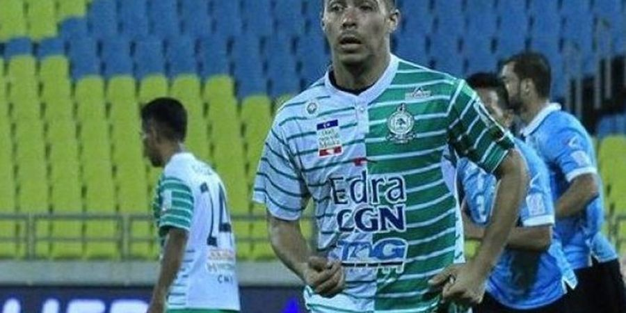 Eks Striker Persib ini Pernah Satu Tim dengan Sergio Aguero di Liga Malaysia