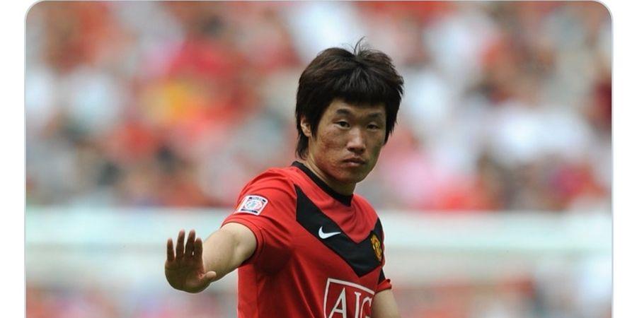 Momen Paling Menyedihkan yang Dialami Park Ji-sung di Manchester United