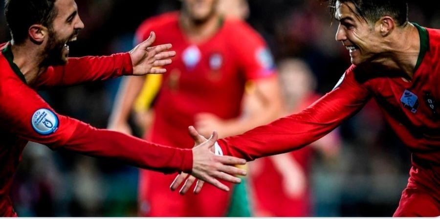 ON THIS DAY - Hadiah Hat-trick Menyakitkan dari Cristiano Ronaldo untuk Spanyol