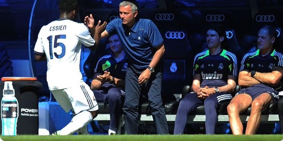 Tidak Berkah, Michael Essien Ungkap Transfer ke Real Madrid Terjadi di Atas Bus