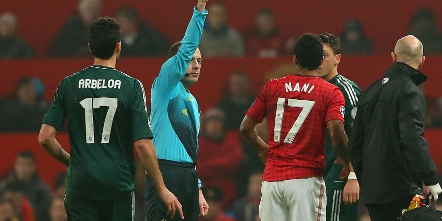 Satu Kartu Merah Gagalkan Upaya Sir Alex Ferguson Raih Liga Champions 2012-2013