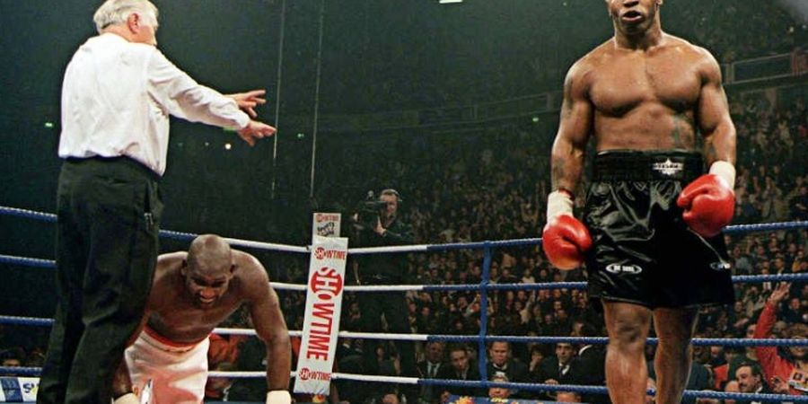 Saat Striker Tottenham Ketakutan, Tulang Rusuknya Nyaris Patah karena Mike Tyson