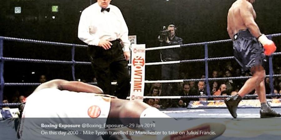 Bukan Khabib atau McGregor, Ini Petarung Jagoan Mike Tyson di UFC