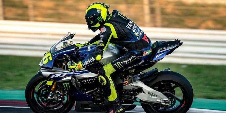 Marc Marquez Cedera, Ini yang Dikatakan oleh Valentino Rossi