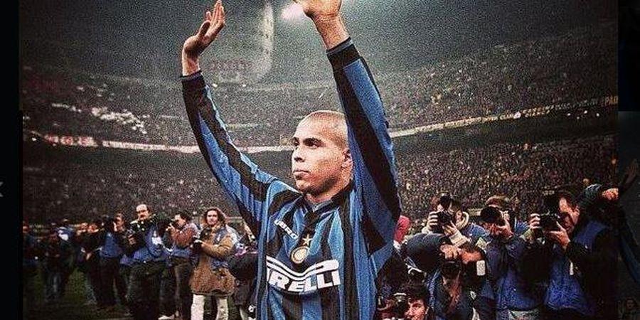 Sebut Lima Pemain Terbaik Versinya, Ronaldo Nazario Tak Sebut Nama Cristiano Ronaldo
