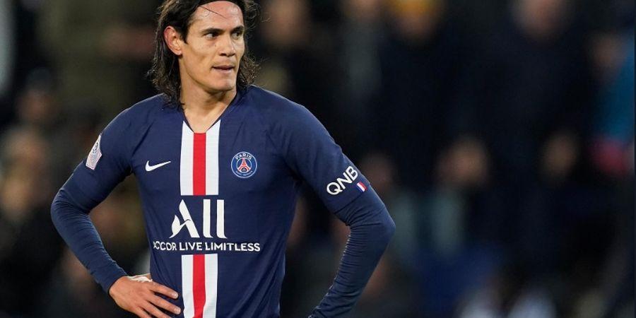 Sebuah Kesalahan Jika Paris Saint-Germain Sampai Lepas Edinson Cavani