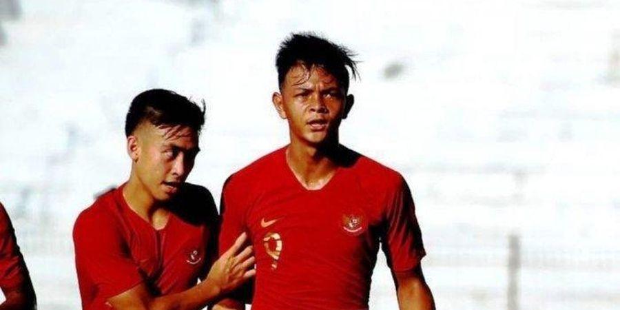 Penyerang PSS Sleman Siap Bayar Kepercayaan STY di Timnas Indonesia