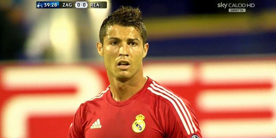 Momen Songong Cristiano Ronaldo, Sebut Orang-orang Iri Pada Dirinya