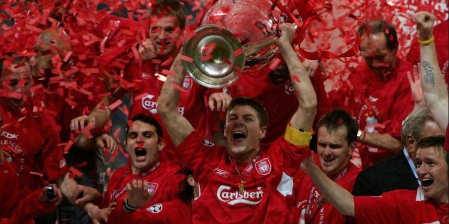 Andai Tak Ada 1 Pemain Ini, Liverpool Tak Bisa Juara Liga Champions 2005