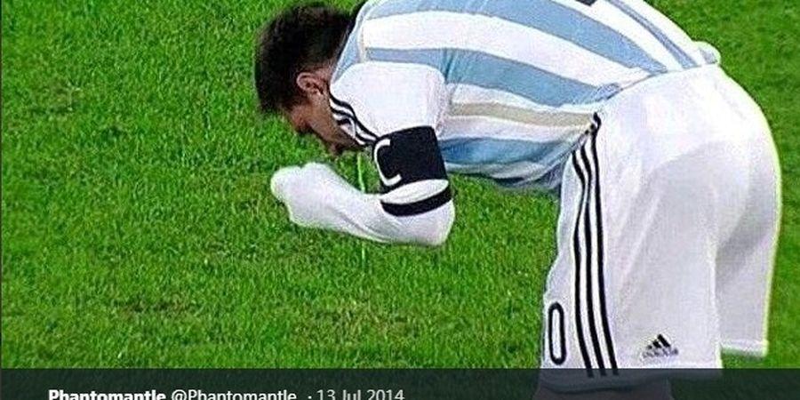 Hari Ini Lionel Messi Datang ke Stadion Neraka, Pernah Muntah di Sana