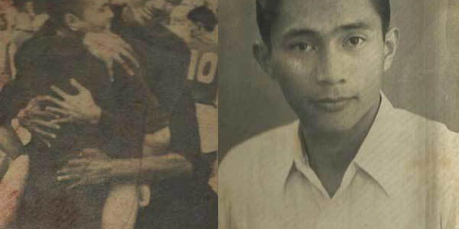 Di Balik Kehebatan Ricky Subagja, Ada Kiper Legendaris Persib Bandung