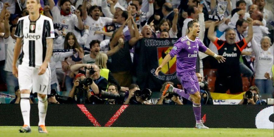 On This Day - 3 Juni 2017, Kala Real Madrid Sukses Raih Gelar ke-12 Liga Champions