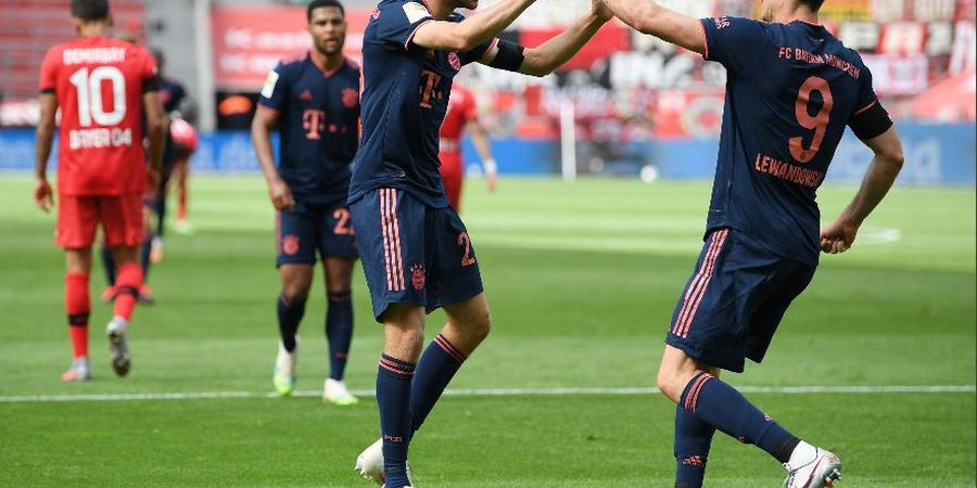 Starting XI Bayern Muenchen Vs Gladbach - Siapa Pengganti Mueller dan Lewandowski?