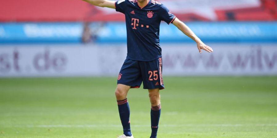 Bayern Muenchen Juara Piala Super Eropa 2020-2021, Thomas Mueller Sah Punya 26 Trofi