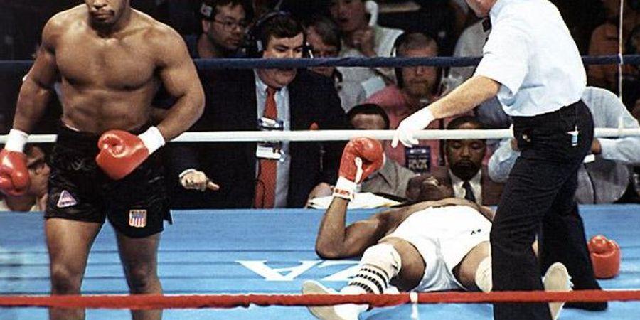 Dibabat dalam 91 Detik, Petinju Ini Ungkap Kekuatan Mike Tyson yang Paling Mengerikan