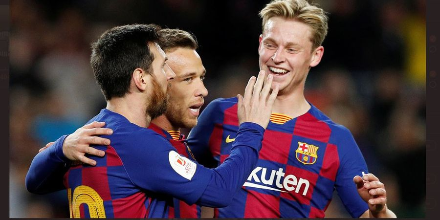 Barcelona Vs Real Madrid - De Jong Prediksi El Clasico Kali Ini Berjalan Sengit