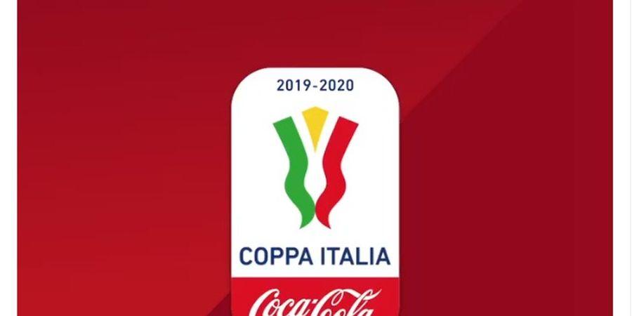 Tiga Laga Tersisa di Coppa Italia Akan Dilakukan Tanpa Babak Tambahan