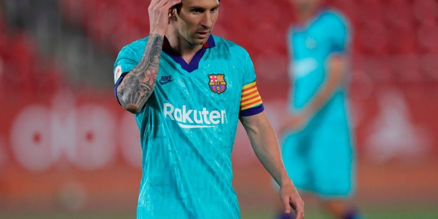 Terbelit Masalah, Lionel Messi Disebut Bakal Tinggalkan Barcelona Tahun Depan